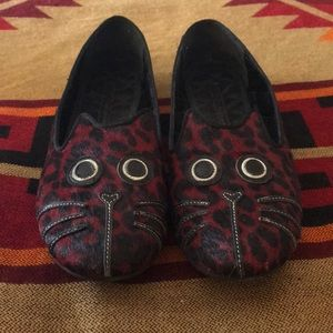Marc by Marc Jacobs cat flats